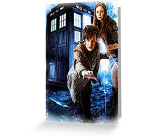 Action figures of Doctor Hoodie / T-Shirt Greeting Card