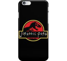 Jurassic Perk iPhone Case/Skin