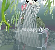 Okiku by Ivy Izzard