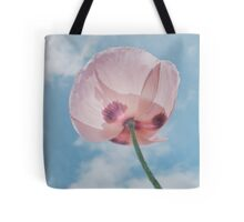 Poppy Long Stalk Tote Bag