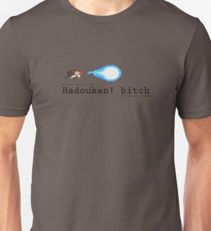 The amazing hadouken Unisex T-Shirt