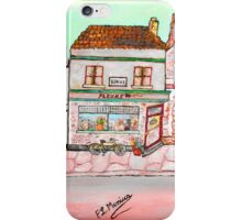 The High Street iPhone Case/Skin