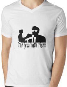 FeelTheBern Mens V-Neck T-Shirt