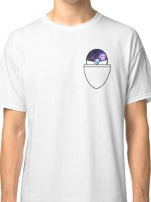 Pokemon Moon Pokeball Classic T-Shirt
