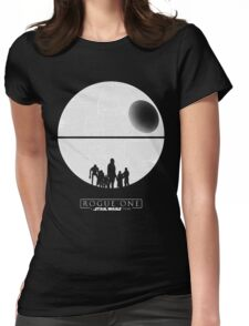 star wars rogue one Womens Fitted T-Shirt