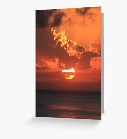 Reign of Fire Greeting Card