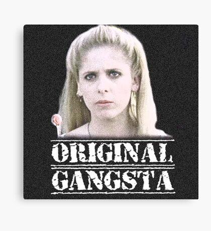 Buffy OG Canvas Print