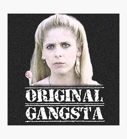 Buffy OG Photographic Print