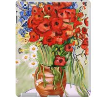 Vincent's Flowers iPad Case/Skin