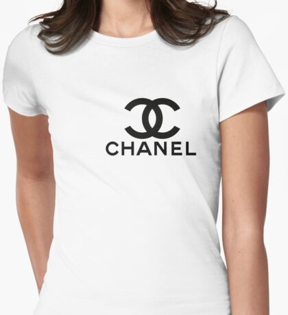 chanel H 5 Womens Fitted T-Shirt