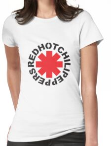 RHCP Womens Fitted T-Shirt