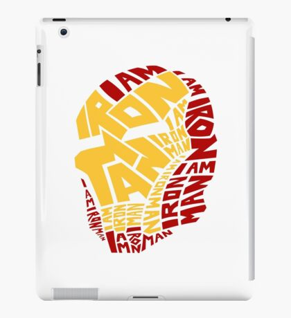 iron man 2 iPad Case/Skin