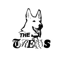 Russell Brand 'Trews' Logo Photographic Print