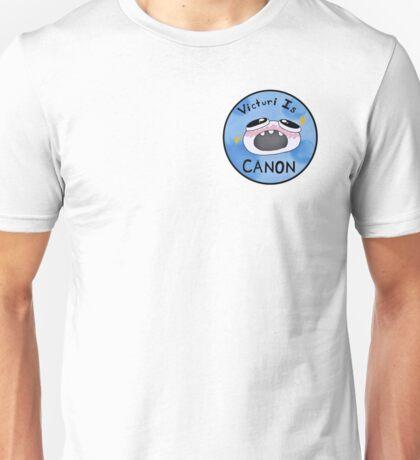 Victuri Is Canon  Unisex T-Shirt