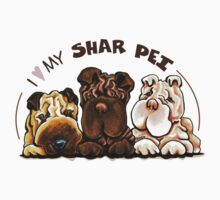 Chinese Shar Pei Lover One Piece - Short Sleeve