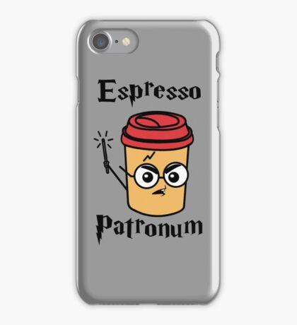 Espresso Patronum iPhone Case/Skin