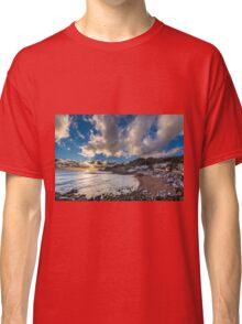 Steephill Cove Cloudscape Classic T-Shirt