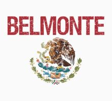 Belmonte Surname Mexican Kids Clothes