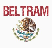 Beltram Surname Mexican Kids Clothes