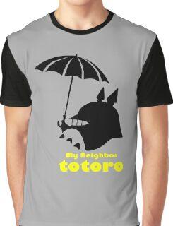 totoro cute Graphic T-Shirt