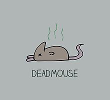 Deadmouse by Jake McCarthy Mansbridge