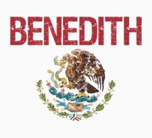 Benedith Surname Mexican Kids Clothes