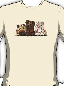 Shar Pei Trio T-Shirt