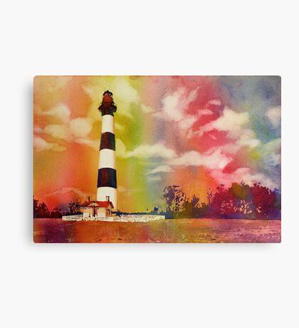 Bodie Island Lighthouse- North Carolina Canvas Print