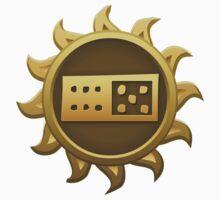 Glitch Giants emblem ti One Piece - Short Sleeve