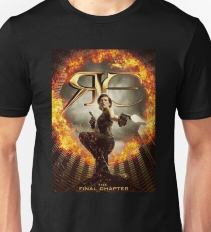 The Final Chapter - Milla Jovovich Unisex T-Shirt