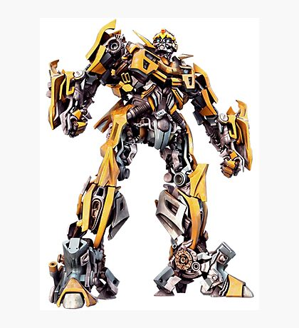 transformers 5 Photographic Print