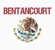 Bentancourt Surname Mexican Kids Clothes