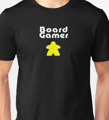 Board Gamer T-Shirt Unisex T-Shirt