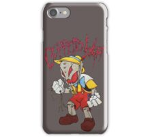 Geppetto Wept iPhone Case/Skin