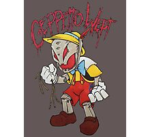 Geppetto Wept Photographic Print