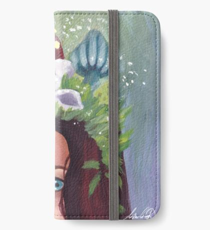 Bad Hair Day iPhone Wallet/Case/Skin
