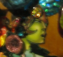 Daughter Of Quadruple Blood Moons by ellamental