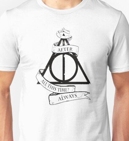 Always harry potter  Unisex T-Shirt
