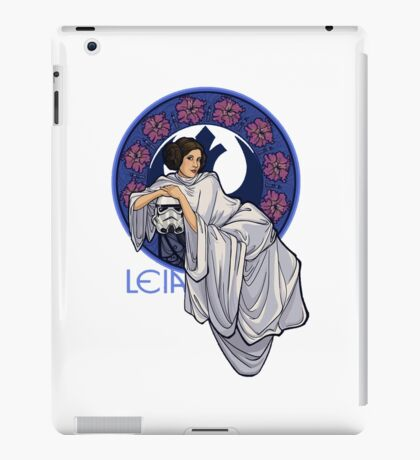 Princess Leia - Carrie Fisher - Star Wars iPad Case/Skin
