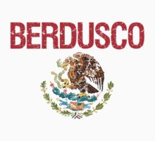 Berdusco Surname Mexican Kids Clothes