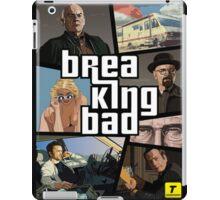 Breaking Bad GTA iPad Case/Skin