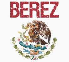 Berez Surname Mexican Kids Clothes
