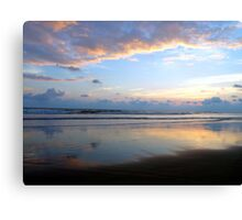 Sunset at Corcovado National Park Canvas Print