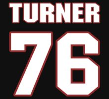 NFL Player Robert Turner seventysix 76 by imsport