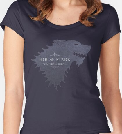 GAME OF THRONES Women's Fitted Scoop T-Shirt