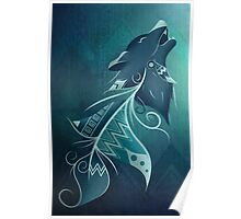 Wolfeather Poster