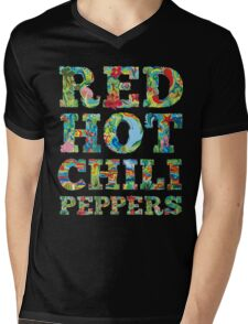 rhcp Mens V-Neck T-Shirt