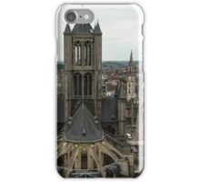 A View of the Church iPhone Case/Skin