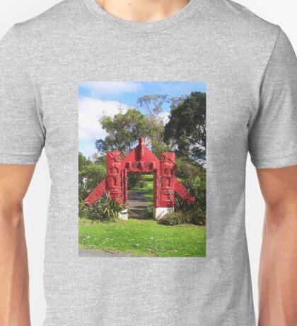 Maori Arch Unisex T-Shirt