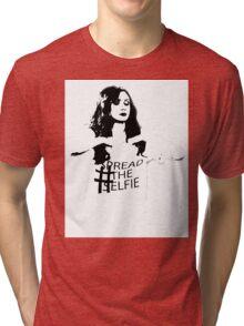 #SpreadTheSelfie Tri-blend T-Shirt